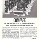 1964 Kiekhaefer Mercury Outboard Motors Ad- Nice Photo
