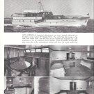 "1953 Feadship 83' Yacht Ad- Nice Photos of ""New Horizon"""