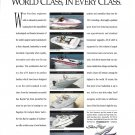 1994 Sea Ray Boats Color Ad- Photo of 7 Models
