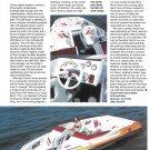 2002 Cobra 270 & 230 Razor Boat Reviews- Nice Photos