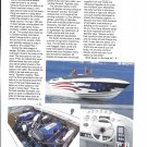 2002 Schiada 32 Offshore Boat Review- Nice Photos