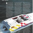 2002 American Offshore 2600 NSX Boat Review- Nice Photos & Specs