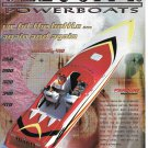 2002 Velocity Powerboats Color Ad- Nice Photo of 'NO