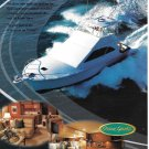2001 Ocean 48 Super Sports Yacht 2 Page Color Ad- Nice Photos