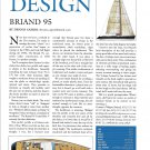 2002 Briand 95 Yacht Review- Specs & Drawing