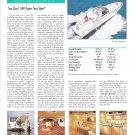 1998 Sea Ray 580 Super Sun Sport Boat Review- Specs & Photos