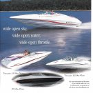 1998 Caravelle Boats Color Ad- Nice Photo of 4 Models