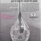 1969 Ericson 41 Yacht Ad- Nice Photo