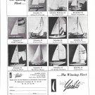 1969 Islander Yachts Ad- Photos of 11 Models