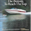 1998 Chaparral SS Series Boat Color Ad- Nice Photo