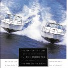 1998 Tiara Yachts Color Ad- Nice Photo 2900 Coronet & 2900 Open
