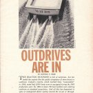 1966 Outdrive Motors Are In Article & Photos