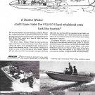 1964 Fisher- Pierce Boston Whaler Boats Ad- Nice Photos