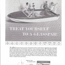 1964 Glasspar Avalon 16' Boat Ad- Nice Photo