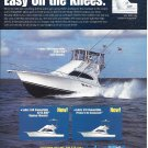 2000 Luhrs 360 Convertible Yacht Color Ad- Nice Photo