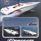 1997 Checkmate Performance Power Boats Color Ad- Photos of ZT 280-ZT240