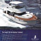 2011 Beneteau Swift Trawler 44 Yacht Color Ad- Nice Photo