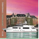 2011 Westport W112 Yacht Color Ad- Nice Photo