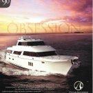 2011 Ocean Alexander 90 Yacht Color Ad- Nice Photo