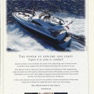 2000 Fairline Yacht Color Ad- Nice Photo