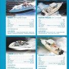 2006 Rinker-Boston Whaler-Larson-Pursuit New Boats Ad-Photos & Specs