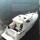 2005 Tiara Boats 12 Page Color Ad- Great Photos & Specs