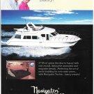 2005 Navigator 57' Rival Yacht Color Ad- Nice Photo