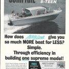 1967 Aristo- Craft 8- Teen Boat Ad- Nice Photo