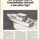 1967 Chris- Craft 36' Crusader Yacht Ad- Nice Photo