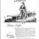 1929 Dawn Boat Corp Ad- Drawing of Dawn 45