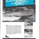 1945 Richardson Cruiser Ad- Nice Photo