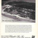 1968 Chubb Insurance Ad- Nice Photo The Current, Eleuthera