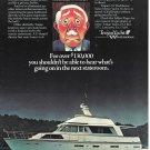 1975 Trojan 53' Yacht Color Ad- Nice Photo