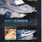 1999 Silverton 442 Cockpit Motor Yacht Color Ad- Nice Photo