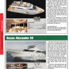 2008 Ocean Alexander 68' & Norseman 650 New Boats Review-Specs & Photos
