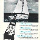 1969 Morgan 22 Yacht Ad- Nice Photo