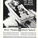 1969 Stamas V24 Aegean Boat Ad- Nice Photo