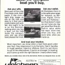 1969 Ulrichsen Alura Boats Ad- Photo of 32' & 25' Models