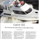 1995 Carver 355 Yacht Review- Nice Photos & Specs