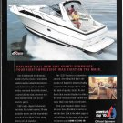 1995 Bayliner Avanti 3255 Sunbridge Yacht Color Ad- Nice Photo