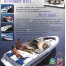1999 Stingray Powerboats Color Ad- Nice Photo- Hot Girl
