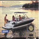 2001 Cobalt Boats Color Ad- Nice Photo- Hot Girl
