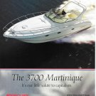 2001 Wellcraft 3700 Martinique Yacht Color Ad- Nice Photo