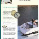 2000 Rinker Captiva 212 Boat 2 Page Color Ad- Nice Photo