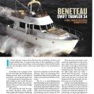 2012 Beneteau Swift Trawler 34 Review- Nice Photos & Specs
