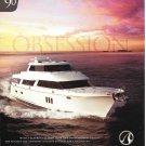 2012 Ocean Alexander 90 Yacht Color Ad- Nice Photo
