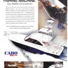 2011 Cabo 44 HTX Yacht Color Ad- Nice Photo