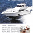 2011 Maritimo 440 Offshore Convertible Yacht Color Ad- Nice Photo