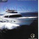 2011 Ocean Alexander 85E Yacht Color Ad- Great Photo