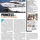 2012 Princess 60' Yacht Review- Photo & Specs
